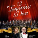 12 Tenorów & Diva Sophia Slyvka • Częstochowa • 31.10.2020