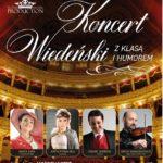 Koncert Wiedeński z klasą i humorem •  Dąbrowa Górnicza • 06.11.2020
