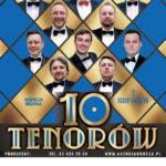 10 Tenorów • Kraków •  26.09.2020