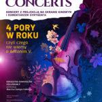 Speaking Concerts - 4 Pory w Roku czyli czego nie wiemy o Antonim V. • Kraków • 26.03.2021