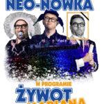 Kabaret Neo-Nówka • Łódź • 12.09.2021