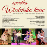 """Operetka """"Wiedeńska krew"""" • Piotrków Trybunalski • 09.10.2020"""