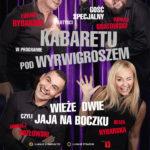 Kabaret Pod Wyrwigroszem • Poznań • 25.10.2020
