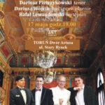 Wielka Gala Polskich Tenorów • Toruń • 02.10.2020