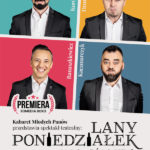 Kabaret Młodych Panów • Toruń • 06.12.2020