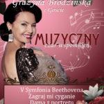 Muzyczny czar wspomnień. Grażyna Brodzińska i Goście • Toruń • 09.03.2021