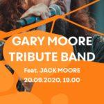 Gary Moore Tribute Band feat. Jack Moore • Toruń • 20.09.2020