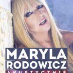 Maryla Rodowicz akustycznie • Warszawa • 30.09.2020