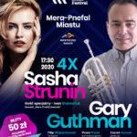XI edycja Wawer Music Festival: Sasha Strunin & Gary Guthman Shaw • Warszawa • 04.10.2020
