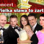 Wielka sława to żart • Wrocław • 17.01.2021