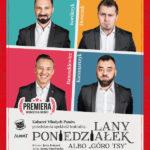 Kabaret Młodych Panów • Warszawa • 08.12.2020