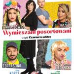 Wymieszani posortowani czyli Czarno to widzę • Kraków • 17.01.2021