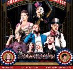 """Grand Orkiestra z Odessy """"Pod Dachami Paryża"""" • Piła • 13.01.2021"""