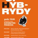 Stand-up Hybrydy • Warszawa • 15.11.2020