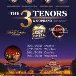 The 3 Tenors & Soprano - Wieczór z Włoskim Akcentem • Wrocław • 27.11.2020