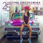 Justyna Steczkowska - 25 lat • Płock • 04.09.2021