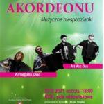 XIX Dzień Akordeonu • Kłodzko • 20.03.2021