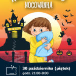 Nocowanka Halloween 2020 w Sali Zabaw Fikołki Nowa Stacja • Pruszków • 30.10.2020