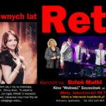"""Koncert """"Retro"""" - Jak za dawnych lat • Szczecinek • 04.12.2020"""