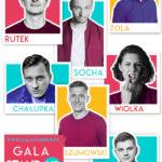 Gala Stand-up Comedy •  Szczecin • 09.01.2021
