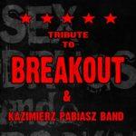 Breakout Night - Kazik Pabiasz z zespołem • Toruń • 14.11.2020