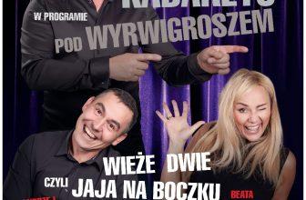 Kabaret Pod Wyrwigroszem - Dwie wieże, czyli jaja na boczku