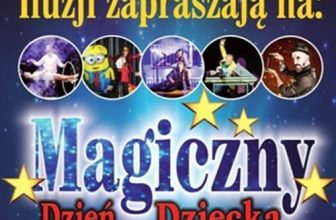 Magiczny Dzień Dziecka z gwiazdami światowej iluzji