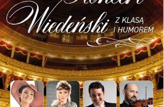 Koncert Wiedeński z klasą i humorem