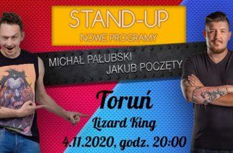 Stand-up Kings Jakub Poczęty & Michał Pałubski