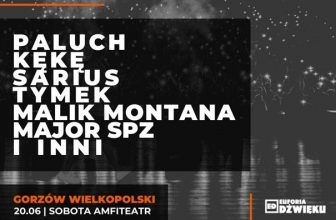 Amfiteatr Hip Hop Festiwal:Paluch, Kękę, Malik Montana, Sarius, Tymek, Major Spz i inni