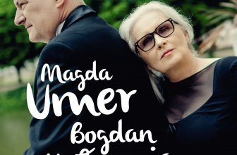 Magda Umer i Bogdan Hołownia