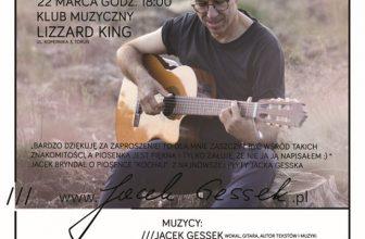 """Jacek Gessek - premiera płyty """"Życie"""""""