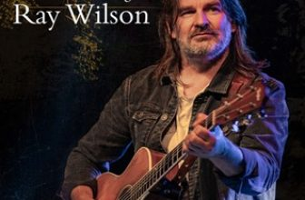 Ray Wilson - Time And Social Distance Tour