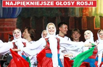 Chór i Balet Piatnitsky – Moskwa