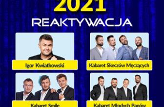 Polska Noc Kabaretowa 2021 Reaktywacja
