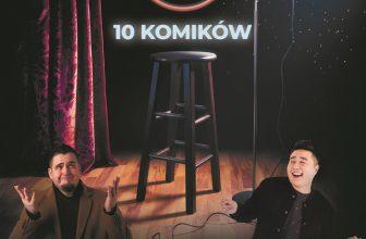 Comedy Talent Show Komik 2021