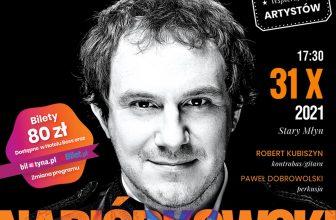 XI edycja Wawer Music Festival: Krzysztof Napiórkowski