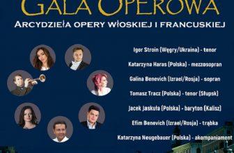 Gala Operowa - Arcydzieła Opery włoskiej i francuskiej