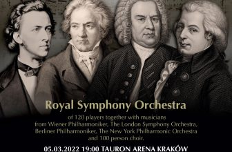 The World of Beethoven, Mozart, Bach, Chopin