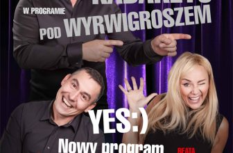 Kabaret Pod Wyrwigroszem - Nowy program: Yes