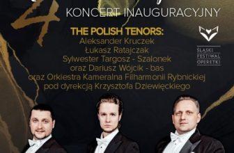 IV Śląski Festiwal Operetki w Rybniku - koncert inauguracyjny