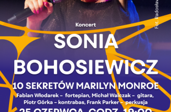 Sonia Bohosiewicz - 10 sekretów Marilyn Monroe
