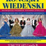 Koncert Wiedeński • Kraków • 14.01.2022