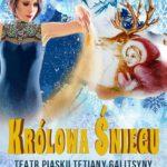 Teatr Piasku Tetiany Galitsyny - Królowa Śniegu • Bydgoszcz • 26.11.2021