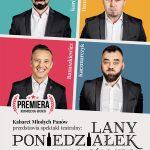 Kabaret Młodych Panów • Toruń • 18.12.2021