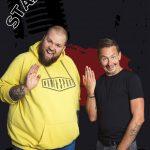 """Stand-Up: Michał Pałubski i Damian """"Viking"""" Usewicz • Siedlce • 22.11.2021"""